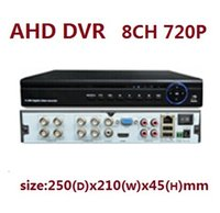 analogue audio - 8CH Analogue HD DVR AHD M Real time newest P AHD DVR with audio full P HDMI output CCTV DVR AHDVR NVR KU D