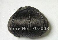 Wholesale large hair buns for wedding hair hair buns hair accessories for weddings hair extensions for black hair