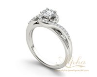 best simulated diamond - price cubic zircon special celebrity diamond best quality artification diamond engagement simulated diamond women ring BER0580