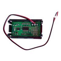 best auto gauges - Best Selling Mini Digital Voltmeter V Red LED Auto Car Voltage Volt Panel Gauge Meter