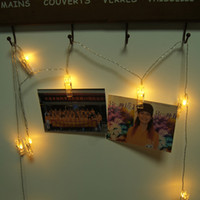 led picture light - usb Powered Perfect for Hanging Pictures Notes LED String Lights Photo Clip picture lights