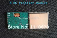 batteries car audio - 5 ghz mW RX module Mini G FPV mW Channel Audio Video Receiver Range For RC Car MultiCopter