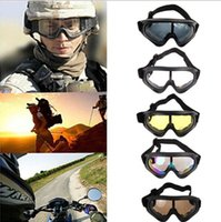 Wholesale Snowboard Dustproof Ski Goggles UV400 Anti fog Motorcycle Ski Sunglasses Men Women Snow Snowboard Goggles