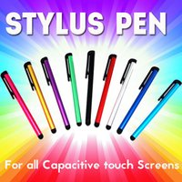 apple itouch screen - Universal Capacitive Screen Sensitive Stylus Pen Touch Pen For iPhone Plus S iPad iTouch Samsung Galaxy S7 S6 edge Note iPad