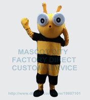 bee theme - funny hornet bee mascot costume adult size cartoon yellow bee insect theme anime cosply costumes carnival fancy dress