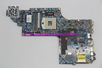 ATX agp vga card - 710988 motherboard for HP Envy DV6 series DV6T w M G video card mainboard fully tested working perfect