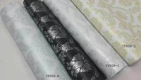 Wholesale Self adhesive Wallpaper PVC Gold Silver TV Luxury Bedroom M Roll