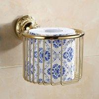 Wholesale Plumbing Products Stainless Steel Bathroom Toilet Paper Lou Paper Towel Rack Bathroom Shelves