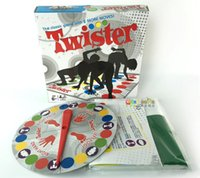 Wholesale Hot Twister Game Board Game Classic Twister That Ties You Up In Knots Board Games