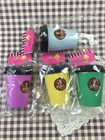 Wholesale Lucio original package rare Coffee Cup squishy Cute Jumbo Squishy cell phone Strap Charm Kawaii Drink