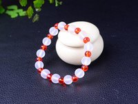 beauty beaded bracelets - Beauty Charm Natural Crystal Bracelet Colorful Crystal Beads Beaded Bracelets Jewelry for Women Girl Fashion