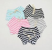 Wholesale Hot Sale Baby Shorts Unisex Cotton Briefs Baby Ass Bread Trousers Baby Girls Boys Casual Shorts hight quality