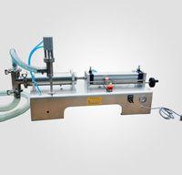 Wholesale etc ml V Liquid Filling Machine For Shampoo Oil Water Perfume Pneumatic
