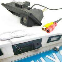 audi hats - Anti Fog CCD Degree Car Runk Handle Parking Rearview Backup Camera for Audi VW Passat Tiguan Golf Touran Jetta Sharan Touareg camera hat