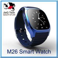 altitude sensor - M26 Smart Watch inch mAh battery IP57 Waterproof G sensor Pedometer Anti Lost Bluetooth muti language support IOS Android System