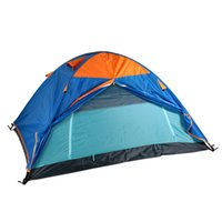 Wholesale 2 Persons Fishing Tent Outdoor Camping Hiking Beach Summer Tent UV Protection Waterproof Fully Sun Shade Double Layer