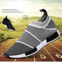 baseballs zebras - NMD Shoes Baseball Shoe Breathable Outdoors Sports Casual Running Shoes Men and Womens Basketball Shoes Zebra Mesh