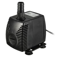 Wholesale Price W Aquarium Fountain Water Fish Tank Multi function Submersible Pump Water Filter About x59x74mm