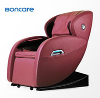 Wholesale Luxury Zero Gravity Full Body Shiatsu Massage Chair with Foot roller Massage Air pressure massage for small room