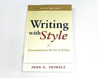 Wholesale New Writing with style