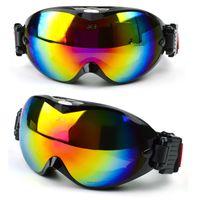 Moda al aire libre gafas de esquí Cool Anti gafas de sol de niebla para las mujeres y los hombres Riding Brand Gafas de marca gafas de sol