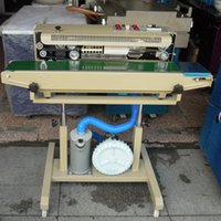 Wholesale FRC automatic film inflatable sealing machine Food sealing Plastic film sealing machine Rapid Composite membrane seal