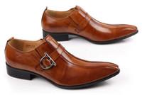 Wholesale Hot Sale Men Dress Shoes Genuine Leather Smart Casual Men Leather Shoes Luxury Italian Shoes For Men men shoes dresses