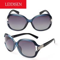 discount leidisen brand designer fashion hollow womens sunglasses oversized beach polarized blue shades eyeglasses with original package