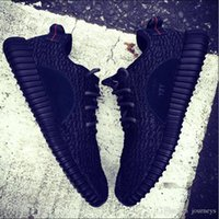 Cheap Wholesale 2016 High Quality Yeezy Boost 350 Yeezy Sneakers Yeezy Kanye Milan West Yeezy Running Shoes Men Fashion Trainers Shoes With Box
