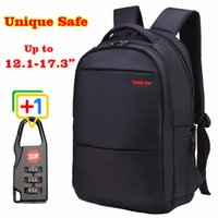 Wholesale Tigernu Unique High Quality Waterproof Nylon Inch Laptop Backpack Men Women Computer Notebook Bag Inch Laptop Bag