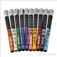 Wholesale Hot Sale Golf Pride Grips Golf Grips For Golf Driver Grips Golf Clubs Golf Rubbers Colors High Quality Club Grip