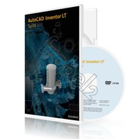 autocad inventor - AutoCAD Inventor LT English Language software bit and bit for win OS Plastic color box packaging