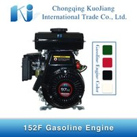 Wholesale Small Single Cylinder stroke Forced air cooled Side mounted Valve LC152F Gasoline Engine