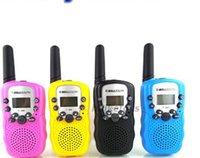 Wholesale Wireles Walkie talkie Multi Channels Interphone Radio Intercom KM Car Auto Radio Wireless Travel Walkie Talkie KKA221