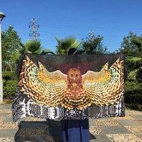 angels blanket - 180 cm Angel wings Beach Towel Chiffon TOWEL SUMMER BEACH TOWELS Indian Bohemian Tapestry Blanket Hippie Picnic Blanket