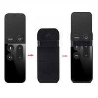 apple tv bracket - New Anti lost Holder Mount Bracket Stand For Apple TV Box Remote Control High Quality