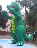 Wholesale 30 Giant Inflatable Godzilla with Blower Advertising MOST POWERFUL