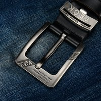 accessories fashion jeans - Best Quality Pin Buckle Belts Genuine leather Jeans Fashion Bussiness Exclusive Accessories Belt for Men