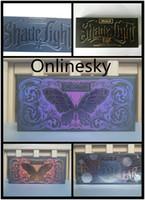 Wholesale Kat von shape pattern Eyeshadow palette Shade Light Monarch Innerstellar Chrysalis Shade Light eye contour free shpping Onlinesky