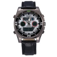 barcelona watch - LIANDU Men Watch Relogio Masculino Car Styling Watch Digital LED Men Top Brand Luxury Chronograph Barcelona Sports Watch Relogio