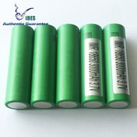 Wholesale Authentic Guarantee Sony VTC6 mah a Rechargeable Battery PK VTC5 VTC5A VTC7 C6 HG2 HE4 HE2 Green R Lithium Batteries