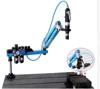 air tapping machine - ECO M3 M12 Universal Flexible Arm Pneumatic Air Tapping Machine Angle RPM