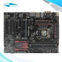 asus gamer desktop - For Asus B85 PRO GAMER Original Used Desktop Motherboard For Intel B85 Socket LGA DDR3 SATA3 USB3 On Sale