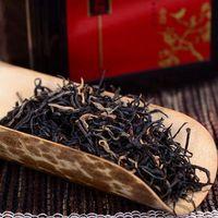 Wholesale Origin Chinese loose tea black tea Jin Jun Mei best lapsang souchong g from Wuyi tea good price for sale