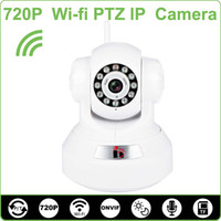 Wholesale H HD P IP Camera MP Wifi P2P Security Camera H Wireless IR Cut Night Vision PTZ Camera Surveillance Network Camera