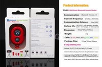 Wholesale Factory bluetooth camera remote control shutter self timer is for ios iphone samsung and etc android phones