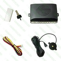 alarm corolla - Car Parking Sensors Reverse Backup Radar Front Rear Beep Alarm long life time