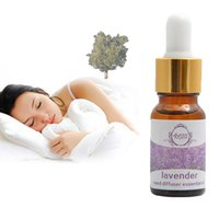 Wholesale New Products ml Pure Nature Lavender Aromatherapy Essential Oil Fragrance Sleep Relaxed Fireless Fragrance Home