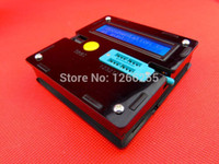 Wholesale Fast shipping M8 transistor tester upgraded M328 version inductor capacitor ESR meter multi function tester LCD screen