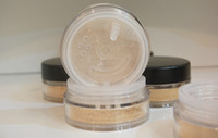 Wholesale Hot Sale Bare Minerals Original Loose Powder SPF15 Foundation Makeup Diff Colors g N20 medium beige N10 Fairly Light